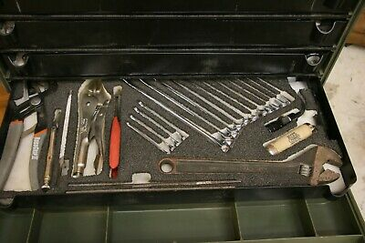 $750 • Buy Kipper Tool Box US Military - Complete With All Tools- SK
