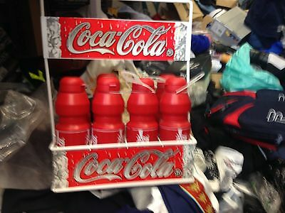 £25 • Buy Coca Cola Drinks 8 Bottles In Crate At £25 Red/white