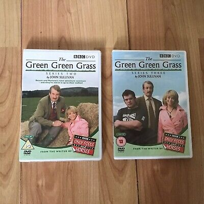 £9.99 • Buy The Green Green Grass Seasons 2 And 3 Complete New Sealed