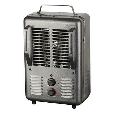 $51.55 • Buy 120-Volt Portable Electric Milk House Space Heater In Gray