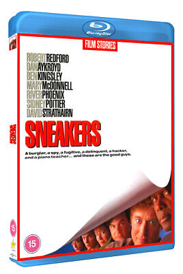 £19.99 • Buy SNEAKERS Limited Slipcase Edition Film Stories Blu-ray NEW SEALED