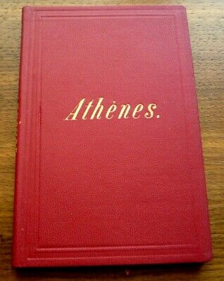£65 • Buy Baedeker's Athens And Its Environs (Athenes) 1871 (2001)