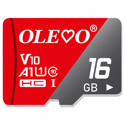 $4.99 • Buy 16GB Micro SD Card Memory Card Chip Class 10 High Speed TF Card For Smart Phone