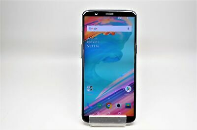 AU176.57 • Buy OnePlus 5T - 64GB - Midnight Black (Unlocked/AT&T/T-Mobile) Great!