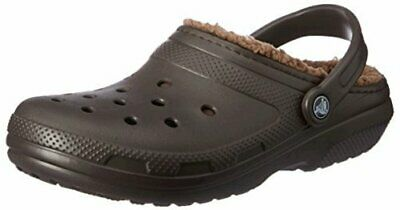 $35.20 • Buy Crocs Mens Classic Lined Slip On Casual Clogs