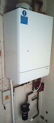 £155 • Buy Baxi Main 18kw Heat Only Combi Boiler ( Hot Water AND Central Heating)