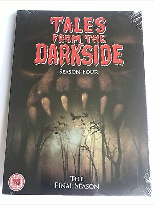 £23.99 • Buy Tales From The Darkside - Series 4 (DVD, 2012, 4-Disc Set) New & Sealed