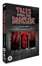 £10.99 • Buy Tales From The Darkside - Series 3 (DVD, 2012, 4-Disc Set) New & Sealed