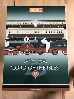 £135 • Buy Hornby Oo R2560 Lord Of Isles Dcc Ready Limited Edition Set -boxed- New