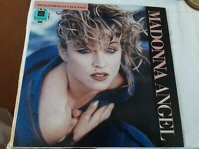 £20 • Buy Madonna 12in Single Angel . Offers Only Please