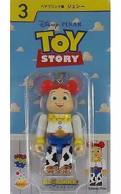 $63.34 • Buy Trading Figures Be Rbrick -Bear Brick- 100 Jesse Toy Story With Ball Chain Happy