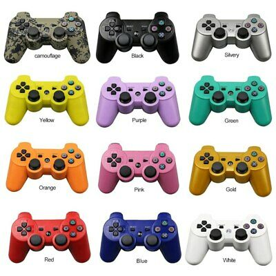 £9.99 • Buy Wireless Bluetooth Controller For PS3 Console - Works On All Models Of PS3