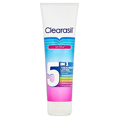 £10.78 • Buy Clearasil Ultra 5-in-1 Treatment Lotion, 100ml