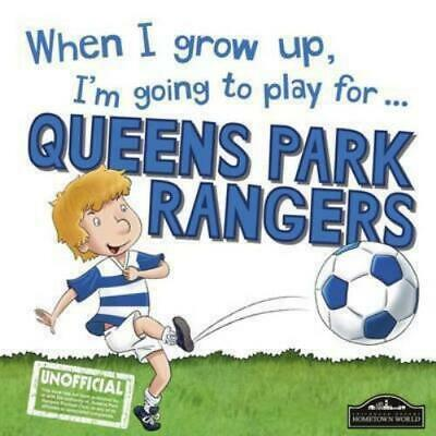 £2.99 • Buy When I Grow Up, I'm Going To Play For ... Queens Park Rangers By Gemma Cary