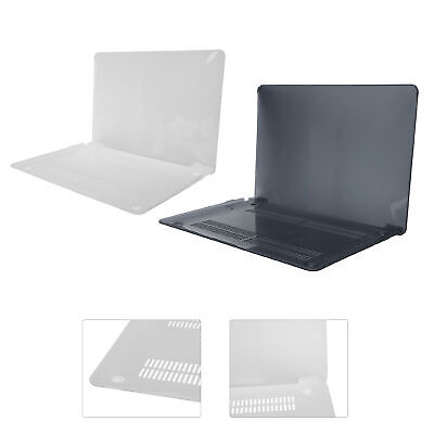 $18.08 • Buy 13  Laptop Protective Cover Bottom Case Silicone Sticker For MacBook Pro Air