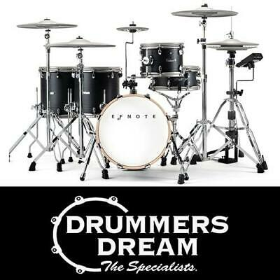 AU6495 • Buy EFNOTE 5X Electronic Drum Kit - A New Standard! ROLAND YAMAHA ALESIS AVAILABLE!!