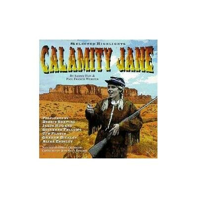 £3.49 • Buy Various - Calamity Jane - Various CD A8VG The Cheap Fast Free Post The Cheap
