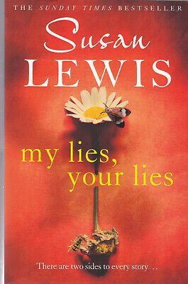 £4.99 • Buy My Lies, Your Lies By Susan Lewis (Paperback) New Book