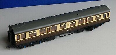 £29.95 • Buy Bachmann 34-128 Collett 60' 1st/3rd Comp , GWR Choc/Cream, Excellent, Boxed