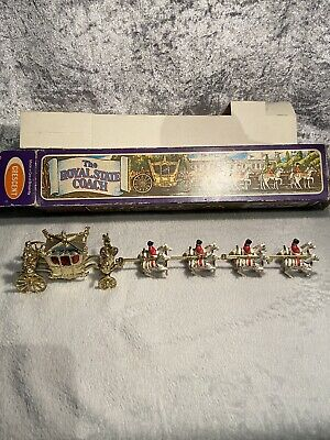 £9.99 • Buy Crescent Toys #1301 The Royal State Coach , Silver Jubilee 1977 Exceelent Boxed