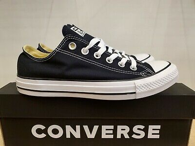 $45.99 • Buy Converse Chuck Taylor All Star Low Top Black White Lifestyle Shoes For Men