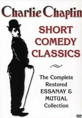 £9.24 • Buy Charlie Chaplin Short Comedy Classics [D DVD Incredible Value And Free Shipping!