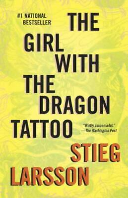 $3 • Buy Millennium Ser.: The Girl With The Dragon Tattoo By Stieg Larsson (2009,...