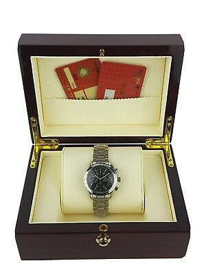 £1895 • Buy An Outstanding Omega Speedmaster Automatic 40mm Watch. Black Face. 3513.50