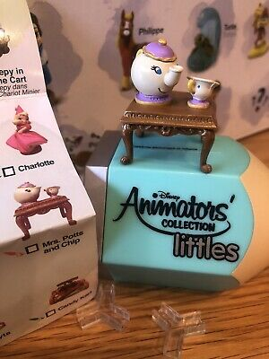 £8 • Buy Disney Animators Collection Littles,Mrs Potts And Chip