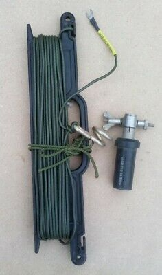 £28 • Buy BOWMAN / CLANSMAN Racal Wire Antenna For 8m Mast.