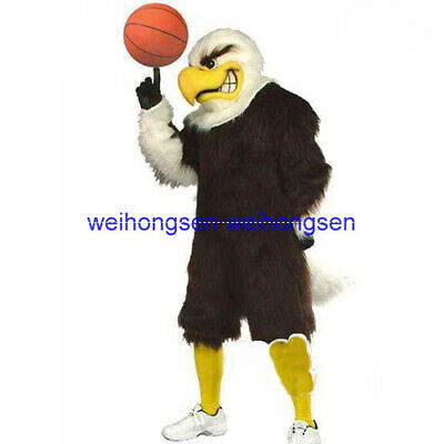 £320.35 • Buy 2020 Eagle Mascot Costume Suits Cosplay Party Fursuit Dress Outfits Clothing Ad