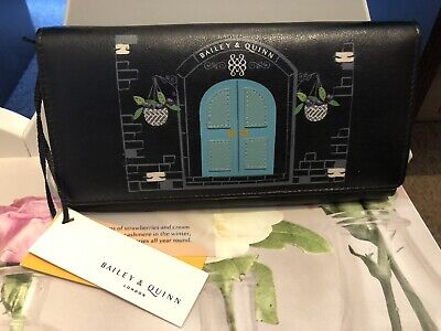 £45 • Buy Brand New With Tags Black Bailey & Quinn Large Purse, Very Pretty Design