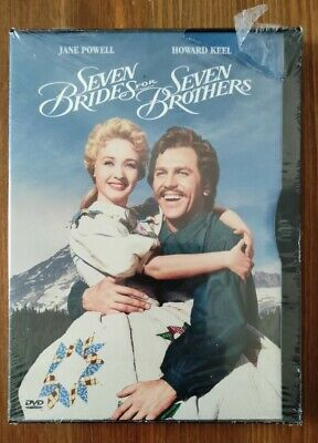 £2.79 • Buy Seven Brides For Seven Brothers DVD, ***NEW & SEALED***, FAST & FREE POSTAGE