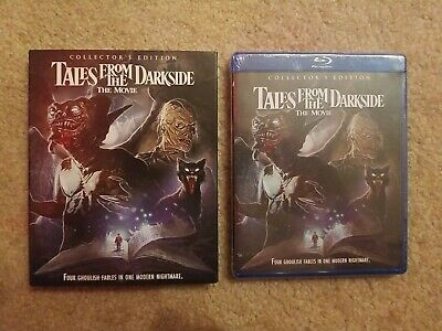 £21.57 • Buy TALES FROM THE DARKSIDE THE MOVIE C E W Slipcover. Blu Ray. Scream Factory.