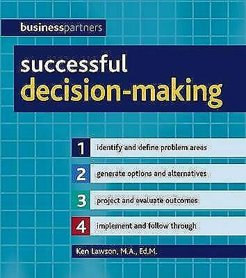 £4.25 • Buy Business Partners : Successful Decision-Making Paperback Ken Laws