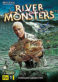 £11.49 • Buy River Monsters - Series 2 - Complete (DVD, 2012, 2-Disc Set) - New & Sealed