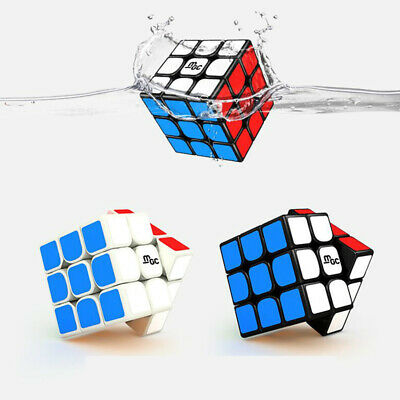 £4.85 • Buy 3x3x3 ABS Magic Speed Cube Rubix Brain Puzzle Game Kids Adults Hand Toy Gifts