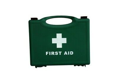 £7.40 • Buy Sturdy Empty First Aid Kit - Either 5, 10, 20 Or 50 Person Box Only