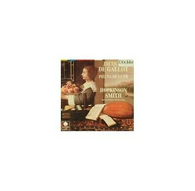 £20.98 • Buy Gallot: Works For Lute -  CD A4VG The Cheap Fast Free Post The Cheap Fast Free