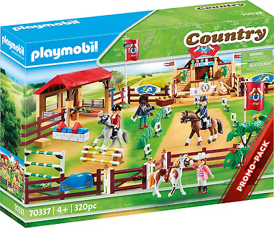 £53.42 • Buy Playmobil 70337 Country Farm Horse Riding Arena