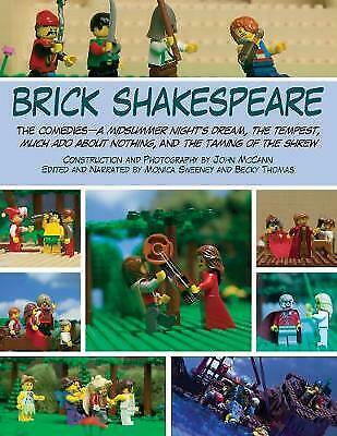£8.79 • Buy Brick Shakespeare - The Comedies: A Midsummer Night's Dream, The Tempest, Much A