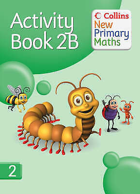 £3.75 • Buy Collins New Primary Maths – Activity Book 2B: Engaging Maths Activities For The