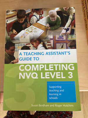 £4.99 • Buy The Teaching Assistants Handbook -Primary Schools Level 3 S/NVQ Level 3