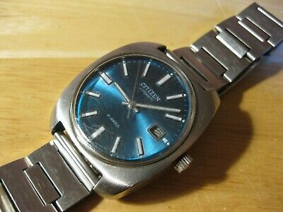 $ CDN29.43 • Buy Citizen 6000 1970's Vintage Automatic Day Date Mens Watch