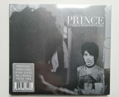 £5.95 • Buy Prince - Piano & A Microphone 1983 CD NEW & SEALED UK Seller