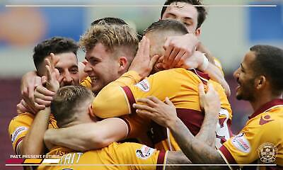 £4.99 • Buy Motherwell Fc Banner Unofficial Fir Park/motherwell #local Ml1 Delivery Only#