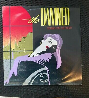 £4.24 • Buy The Damned: Thanks For The Night. 12  Vinyl Single.