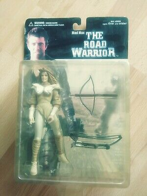 £80 • Buy Mad Max 2 The Road Warrior Six Action Figure Set With Accessories, One Boxed.