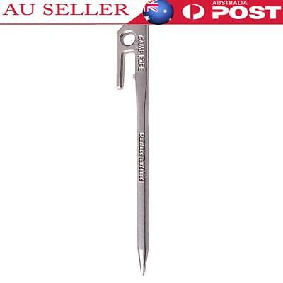 AU12.48 • Buy SUNDICK Tent Pegs Outdoor Awning Canopy Nail Stakes Camping Accessories