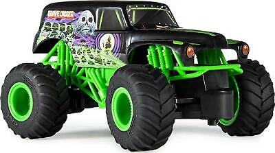 £20.49 • Buy Monster Jam 1:24 Scale RC Grave Digger Remote Control Truck 2.4 GHz Vehicle